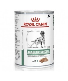 Royal Canin Special Low Carbohydrate per Cane Diabetic da 410 gr