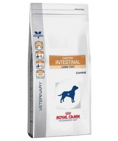 Royal Canin Gastro Intestinal Low Fat Veterinary Diet da 12 Kg