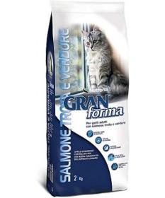 Nutrena Gran Forma per Gatti con Salmone, Trota e Verdure da 2 Kg
