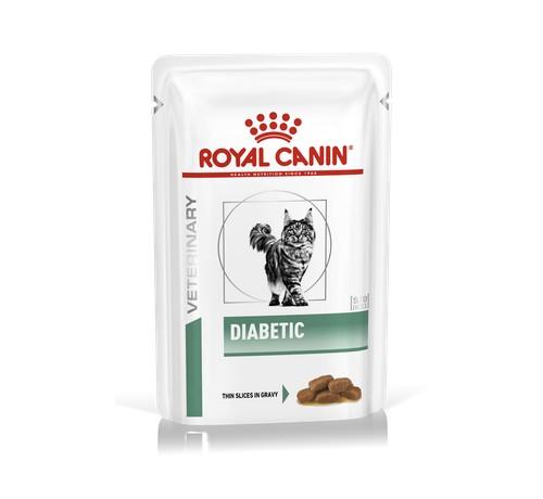 Royal canin veterinary diet diabetic per gatto da 100g