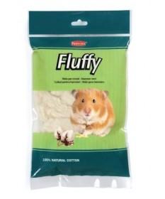Padovan Fluffy Nido per Criceti 100% Cotone Naturale 30 gr