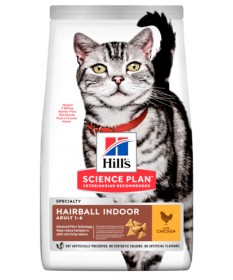 Hill's Science Plan Hairball Indoor Gatti Adulti al Pollo