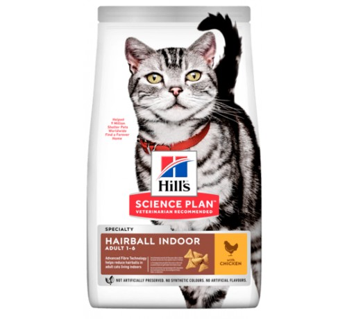 Hill's Science Plan Indoor per Gatto Adult