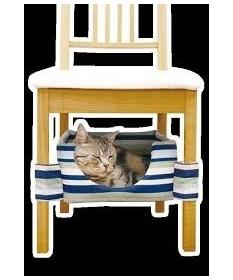 Gimborn Cuccia sotto sedia per Gatti
