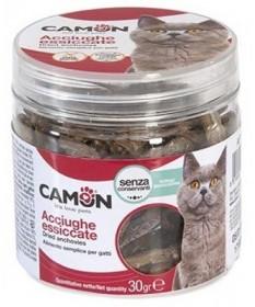Camon Acciughe Essiccate per Gatti da 30 gr