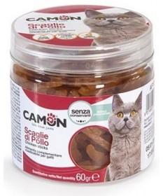 Camon Scaglie di Pollo per Gatti da 60 mg