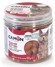 Camon Cubetti di Pollo per Gatti da 60 gr