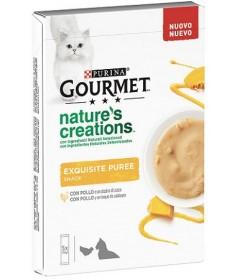 Gourmet Nature's Creation Exquisite Puree da 5x10 gr