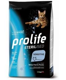 Prolife Sterilised Sensitive per Gatti Adulti da 1,5 Kg
