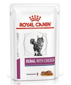 Royal Canin Renal Veterinary Diet Renal per Gatto da 85g