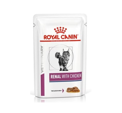 Royal canin renal veterinary diet renal da 85g