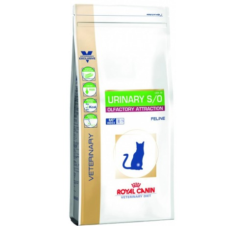 Royal Canin Gatto Urinary Olfactory Attraction