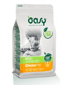 Oasy Adult Sterilized Gatto Secco
