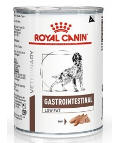 Royal Canin Gastro Intestinal Low Fat per Cane da 410gr