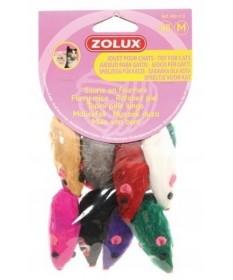 Zolux Set di 8 Topolini