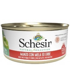 Schesir Natural Selection per Cani Adult Small/Toy da 95 gr