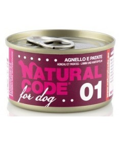Natural Code per Cani Adulti da 90 gr