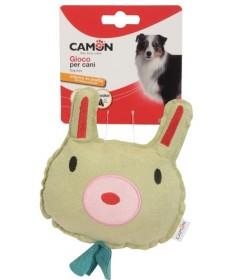 Camon Animali in tessuto con Squeaker per Cani