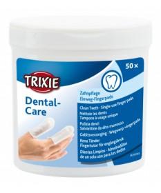 Trixie Salviette Monouso perla Pulizia dei Denti